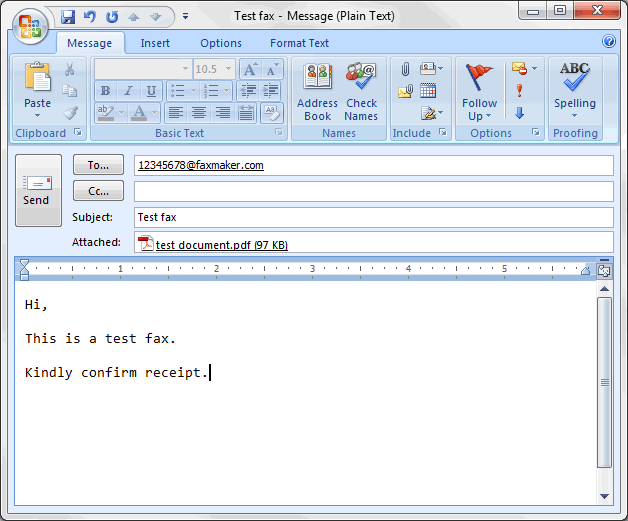 how to cancel sending email from outlook