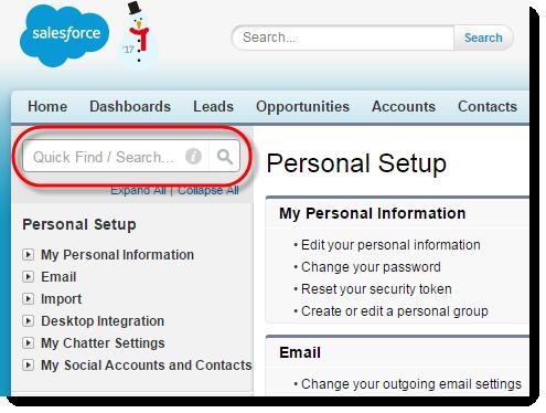 Salesforce integration with Kerio Operator